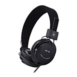 Mic Control Wired Stereo HiFi Music Headset Headphones