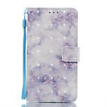 Для huawei p10 lite p8 lite (2017) чехол для синего рисунка 3d окрашенная карта стент кошелек телефон для галактики p8 lite p9 lite nova 2