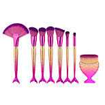 8pcs Makeup Brush Set Synthetic Hair
