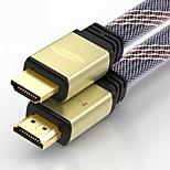 HDMI 2.0 Кабель, HDMI 2.0 to HDMI 2.0 Кабель Male - Male 4K*2K Позолоченная медь 3.0M (10Ft)