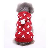 Собака Костюмы Одежда для собак Косплей Северный олень