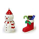 Пазлы Набор для творчества 3D пазлы Строительные блоки Игрушки своими руками Снеговик