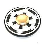 Fidget Spinner Inspired by Star War Superhero Guy Anime Cosplay Accessories Chrome