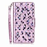 Чехол для Apple iphone 7 плюс 7 держатель карты флип-паттерн телефон футляр бабочка блеск блеск кожа pu для iphone 6s 6 6splus 6plus 6 6s