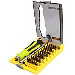 Best-8914 præcision 37 i 1 multifunktions skruetrækker magnetisk bit skruetrækker sæt til xbox mobil åbning værktøjer kit