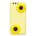 Кейс для huawei p10 p10 plus кейс крышка цветок рисунок фрукты цвет tpu материал diy телефон случай