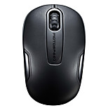 Motospeed G11 Wireless Mouse Mirror Material Black USB 1200DPI
