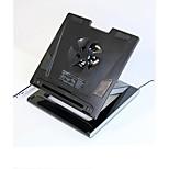 Складной Другое для ноутбука Macbook Ноутбук Подставка с охлаждающим вентилятором пластик