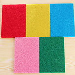 Value 10 Pack plus Hard Color Scouring Pad Dishwashing Dishwasher Sponge Wipes Kitchen Non-Dip Brush