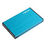 Seatay hdas6280-bl 2,5-дюймовый usb3.0 sata для ssd и механический жесткий диск алюминиевый сплав синий