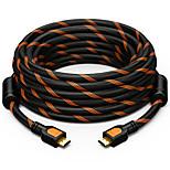 HDMI 2.0 Кабель, HDMI 2.0 to HDMI 2.0 Кабель Male - Male Позолоченная медь 8.0m (26ft)