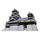 Пазлы Набор для творчества 3D пазлы Строительные блоки Игрушки своими руками Знаменитое здание Архитектура