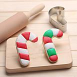 1 Файлы cookie Мультфильм образный Хлеб Печенье Пироги Для получения сыра конфеты Для Sandwich Нержавеющая стальНовогодняя тематика