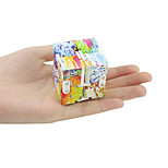 Fidget Cube Rubik Infinite Cube Artifact Infinity Square Finger Decompression Stress Reliever Magic Square Child Toy