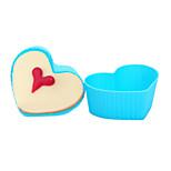 12 предметов Формы для пирожных Новинки Повседневное использование Силиконовые Инструмент выпечки