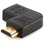 HDMI 2.0 Адаптер, HDMI 2.0 to HDMI 2.0 Адаптер Male - Female Позолоченная медь