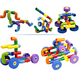 DIY KIT Building Blocks For Gift  Building Blocks Plastics ABS 3-6 years old Toys