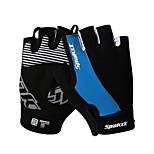 SPAKCT Спортивные перчатки Муж. Перчатки для велосипедистов Весна Лето Велоперчатки Нескользящий Без пальцев Перчатки для велосипедистов