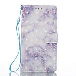 Для sony xperia xa xperia e5 чехол для телефона бежевый рисунок 3d окрашенный карточный стент кошелек для телефона