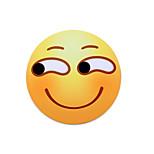 Mr.vivi sneaky выражение улыбки коврик для мыши круглая улыбка коврик для мыши набор прокладок 20 * 20 см
