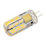 2W Двухштырьковые LED лампы T 48 SMD 4014 180 lm Тёплый белый Холодный белый V 1 шт.