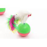 Игрушка для котов Игрушки для животных Игровая мышь Бокал Мышь