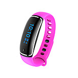 Smart BraceletWater Resistant / Water Proof Calories Burned Pedometers Sports Heart Rate Monitor Anti-lost Information Blood Pressure