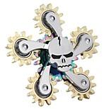 Fidget spinners Hilandero de mano Peonza Juguetes Juguetes Novedad EDC Juguete del foco