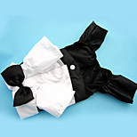 Dog Harness Dog Clothes Party Casual/Daily Solid