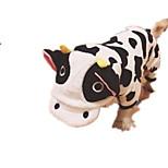 Собака Костюмы Одежда для собак На каждый день Животные Белый/Черный