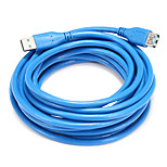 USB 3.0 Адаптер, USB 3.0 to USB 3.0 Адаптер Male - Female 5.0m (16ft)