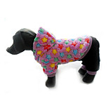 Dog Clothes/Jumpsuit Dog Clothes Casual/Daily Stars Blue Purple