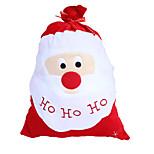 Рождественские изделия pleuche рождественский подарок сумка большой подарок Санта-Клауса подарочные сумки Санта-Клаус сумка назад