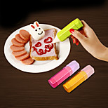 3pcs/set Creative Cake Painting Pens New Selling Food Baking Biscuit Writing Pen Sauce DIY Decorating Tools