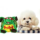 Собака Костюмы Одежда для собак На каждый день Носки детские Лиловый Желтый Красный Синий