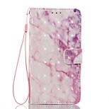 Для huawei p10 lite p8 lite (2017) чехол для крышки розовый узор 3d окрашенная карта стент кошелек телефон для галактики p8 lite p9 lite