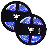 80 Вт Гибкие светодиодные ленты 7650-7750 lm DC12 V 10 м 300 светодиоды красный синий зеленый