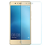 For Huawei P9Lite FUSHUN 0.3MM Tempered Glass High Definition (HD) 9H Hardness 2.5D Curved edge Front Screen Protector