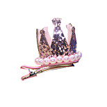 Dog Hair Accessories Dog Clothes Casual/Daily Tiaras & Crowns Blushing Pink Blue