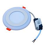 Осветительная панель Холодный белый Синий Светодиодная лампа 1 шт.