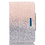 For Apple iPad 4 3 2 Case Cover Sands Pattern PU Skin Material Apple Flat Protective Shell