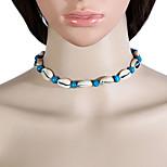 Женские колье ожерелья каури уникальные ювелирные украшения для повседневной одежды на открытом воздухе
