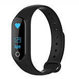M6S Heart Rate Blood Pressure Sleep Monitoring Bluetooth Calorie Consumption Exercise Pedometer Sedentary Reminder