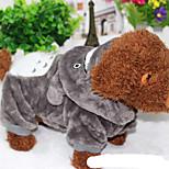 Собака Костюмы Одежда для собак На каждый день Носки детские