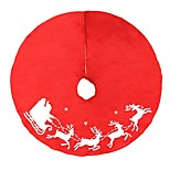 Christmas Tree Skirt Gecoration Christmas Ornaments for Home New Year Christmas Decoration
