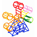 Избавляет от стресса Набор для творчества Куклы Конструкторы 3D пазлы Обучающая игрушка Игрушки для изучения и экспериментов Пазлы Экипаж