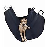 Кошка Собака Чехол для сидения автомобиля Животные Корпусы Водонепроницаемый Регулируется/Выдвижной Компактность СкладнойОднотонный В