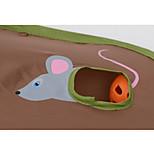 Игрушка для котов Игрушки для животных Игровая мышь Расклешенные Мышь