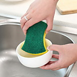 Double-sided Strong Decontamination Clean Rub Scouring Cloth