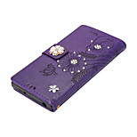 Case for Sony Xperia XZ Card Holder Wallet with Stand Flip Magnetic DIY Full Body Butterfly Flower Hard PU Leather